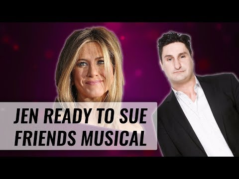 Will Jen Sue Friends' Musical? | Naughty But Nice