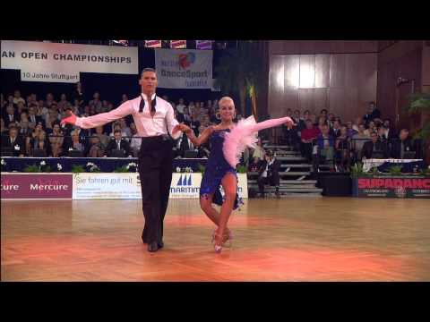 2013 GrandSlam Latin Stuttgart, GER | TV Highlight | World Dance Sport Federation