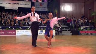 2013 grandslam latin stuttgart ger   tv highlight   world dance sport federation