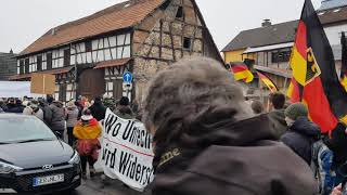 Demonstration Kandel