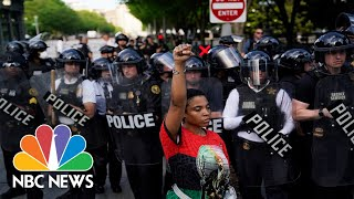 Growing Protests Nationwide After Death of George Floyd | NBC Nightly News