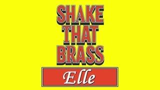 AMBER 엠버 SHAKE THAT BRASS Dance Cover ✦ Elle