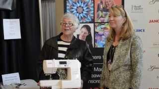 Janome Sewing Machine Drawing - Friday - Lancaster, Pa 2014