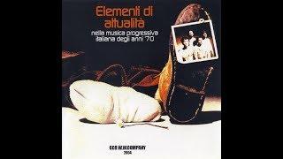 Elementi di attualità nella musica progressiva italiana degli anni '70