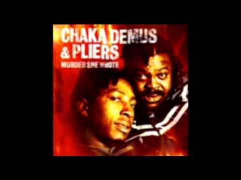 Chaka Demus & Pliers - Murder She Wrote w/ lyrics