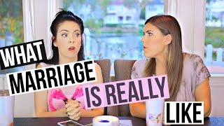 What Married Life is REALLY Like! w/ Cambria Joy | #TeaTalk Episode 3