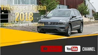 2018 Volkswagen Tiguan  Safety and Driver Assistance Review