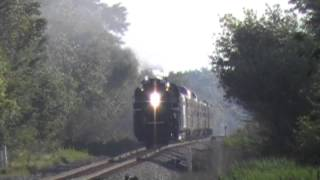 Nickel Plate Road 765 (Detroit Arrow), 07-13-2014