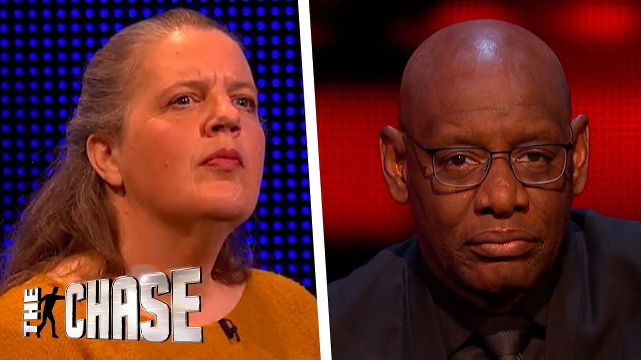The Chase | Moon's £23,000 Head-To-Head With The Dark Destroyer | Highlights November 27