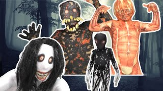 Halloween Horror Show with Morphsuits and Zombies