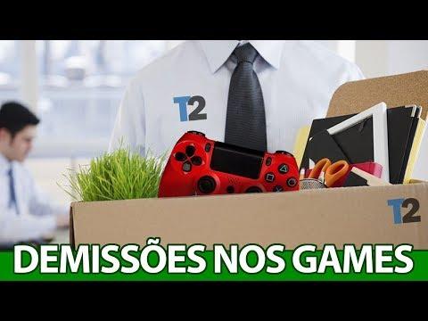 Demissões em MASSA nos GAMES Nintendo Switch oficialmente no Brasil
