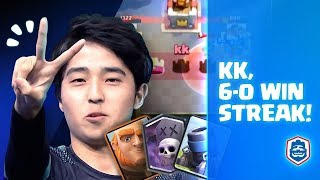 INSANE PLAYER! HE WON WITH 3 DIFFERENT ARCHETYPES! | kk vs ahq eSports club | CRL Asia