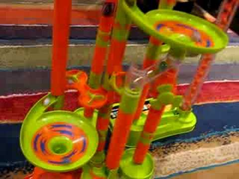 Kitty Sarah 39 S Super Cool Marble Run Youtube