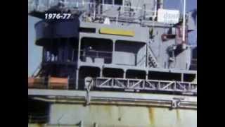 USS Franklin D Roosevelt CV-42 1976-77 Med Cruise