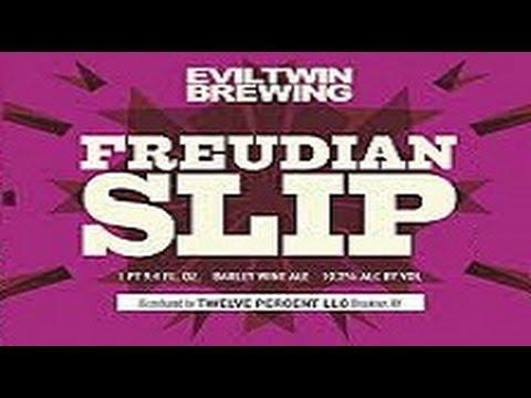 Evil Twin Freudian Slip American Barleywine (Review #481)