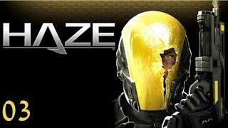Прохождение HAZE (PlayStation 3) на русском #03