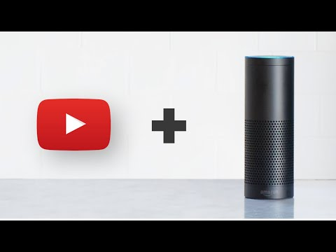 YouTube and Amazon Alexa Finally Together!!