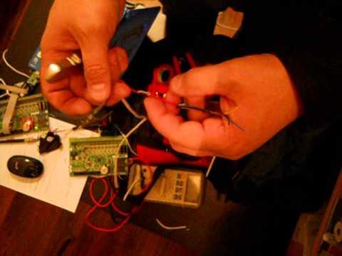как правильно делать скрутки проводов для сигнализации