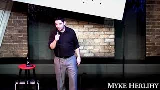 Funny Bone Comedy Night - Myke Herlihy