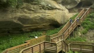 Indian Cave State Park, Nebraska - Full time van life