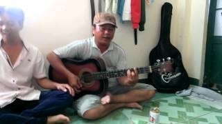 Guitar cu chi - nhac Campuchia - nhau vui