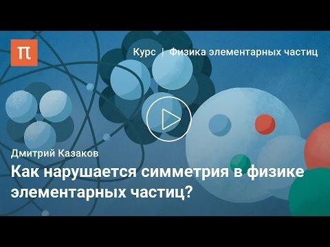 видео: Симметрии в мире элементарных частиц — Дмитрий Казаков