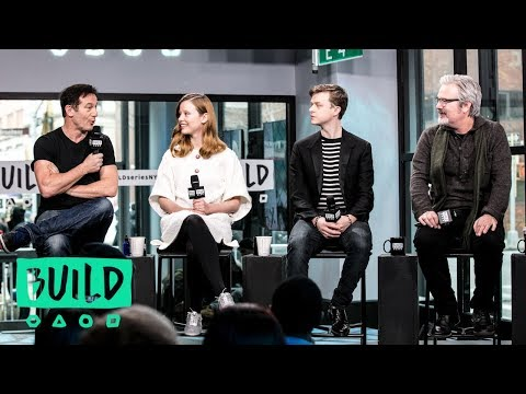 "The Cast And Director Of ""A Cure For Wellness"" Discuss The Film"