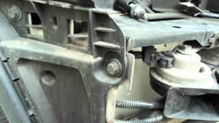 2003 Volvo XC90 D5 Turbo Intercooler Replacement