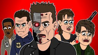 Download ♪ TERMINATOR 2 JUDGEMENT DAY THE MUSICAL - Animated Parody Song Mp3 and Videos
