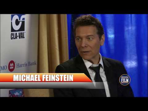 Michael Feinstein Interview - Sedona International Film Festival 2017
