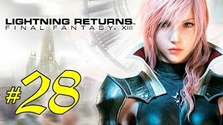 "Lightning Returns: FFXIII - 28 - La Aldea Moguri Walkthrough - Partida a ""Ciegas"" en Japones"