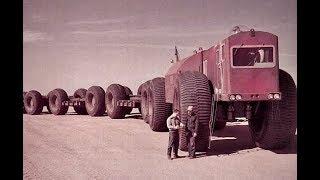 Самые невероятные машины XX века