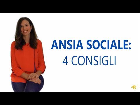 Ansia sociale: 4 consigli
