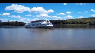 Катер Москва (Рыбница)(Отправление катера