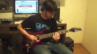 Porcupine Tree - Wedding Nails guitar cover - Vinícius Cavalieri
