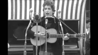mr tambourine man live at the newport folk festival 1964