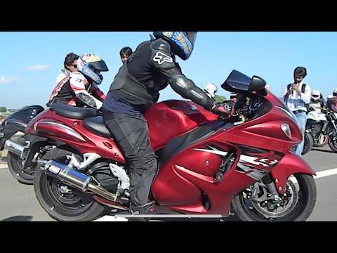 GODS - Group Of Delhi Superbikers @ TAJ X-way