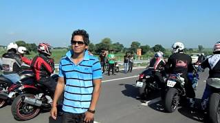 GODS - Group Of Delhi Superbikers @ TAJ X-way