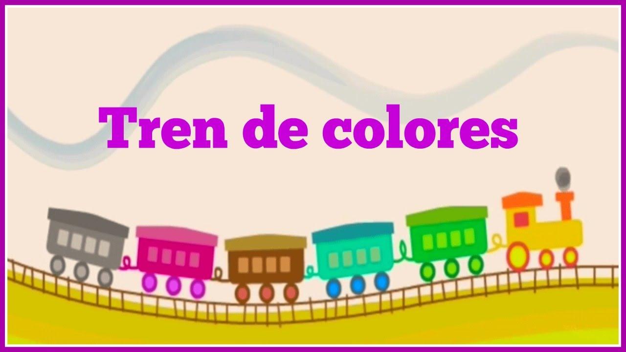 Tren de colores  Juegos para Bebes y Nios Gameplay on Espanol