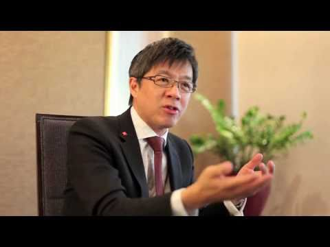 DBS Bank - Diversified portfolio management