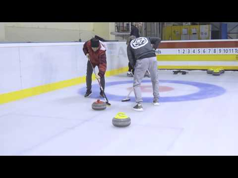 Int. Sport Management Partnership with Curling Luxembourg