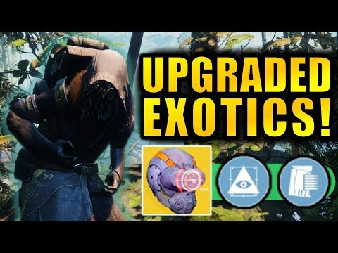 Destiny 2: XUR Selling UPGRADED EXOTICS! | Xur Location & Review