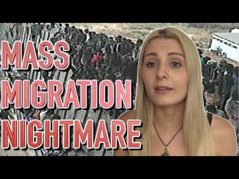 The Nightmare of Mass Immigration