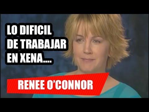 RENEE O'CONNOR 5 COSAS IMPRESIONANTES