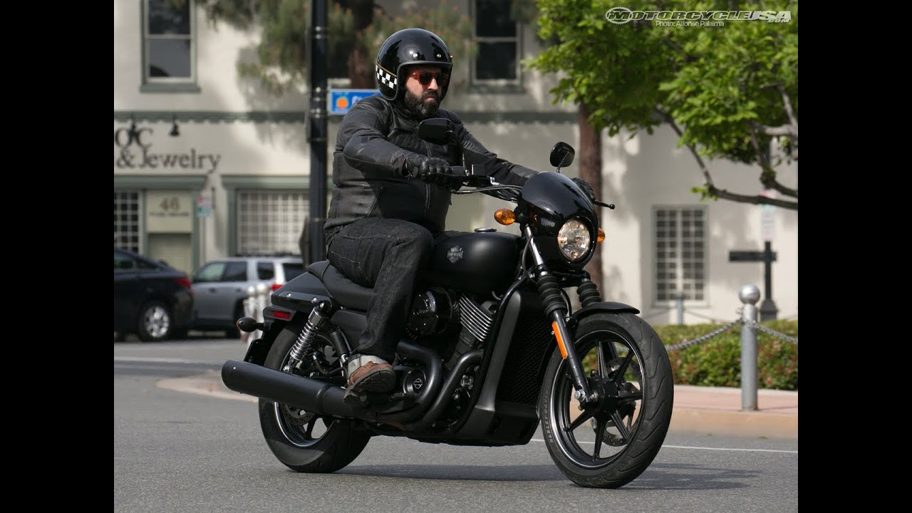 2014 harley davidson street 750 first ride motousa youtube. Black Bedroom Furniture Sets. Home Design Ideas