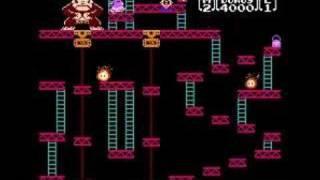 """NES vs. Arcade: """"Donkey Kong"""""""
