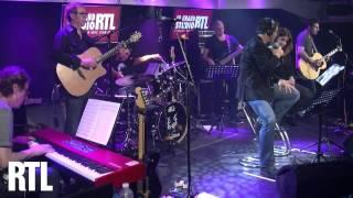 Julie Zenatti & Roch Voisine - Laisse la rêver en live dans le Grand Studio RTL