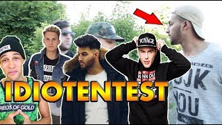 IDIOTENTEST - APORED | KSFREAK | LEON | BIBI | MERT | INSCOPE21..