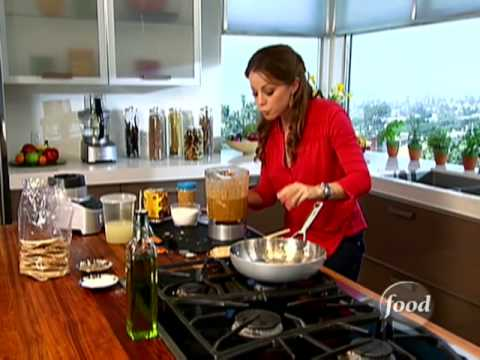 How To Make Chicken Mole Enchiladas Food Network Youtube