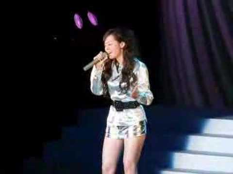 Your Song - Jane Zhang in Tokyo 08/18/07